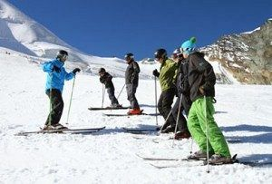 Verbier Instructor training ISIA