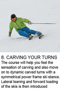 Carving-your-turns