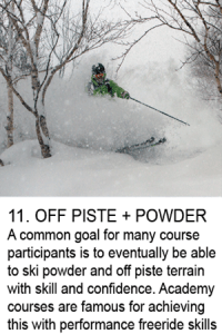 Off-piste+Powder