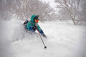WARREN SMITH SKI ACADEMY JAPAN NISEKO POWDER CAMP