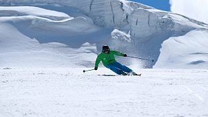 WARREN SMITH SKI ACADEMY SKI INSTRUCTOR TRAINING LEVEL 3 ISIA