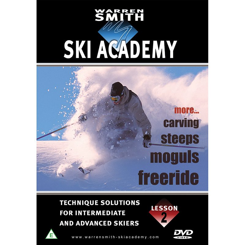 warren smith ski academy Lesson 3