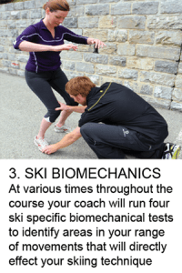 Ski-biomechanics