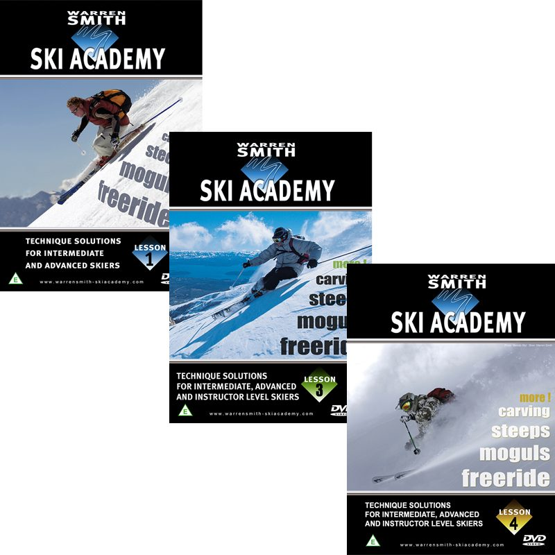 warren smith ski academy bundle