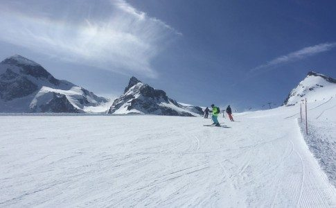 cervinia warren smith courses