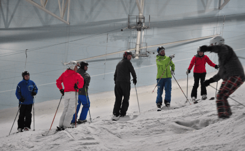 Warren Smith Ski Academy UK Hemel