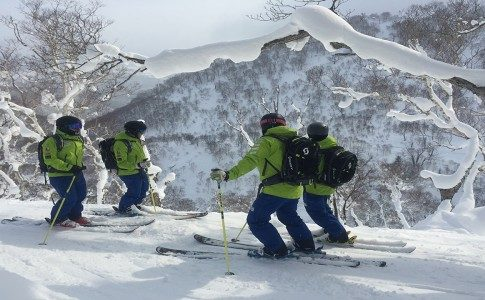 Warren Smith Ski Academy Japan coaches