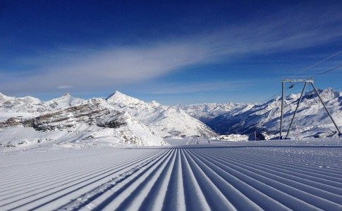 Warren Smith Ski Academy Piste