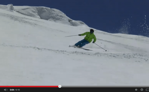 Warren Smith Ski Academy youtube Rob powder