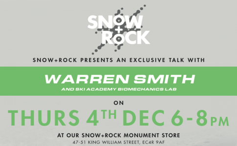 Warren Smith Ski Academy Snow + Rock