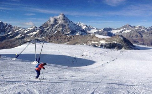 WARREN SMITH SKI ACADEMY SUMMER COURSES CERVINIA