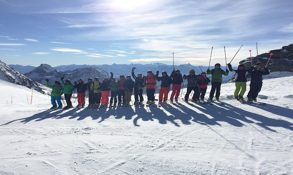 Cervinia week 3 group