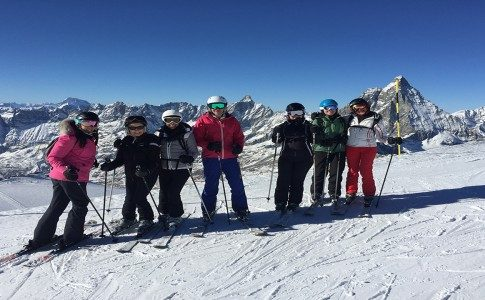 WARREN SMITH SKI ACADEMY CERVINIA COURSES