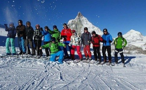 warren smith ski academy cervinia courses verbier courses