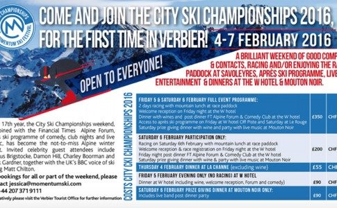 warren smith ski academy city ski championships