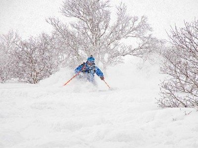 WARREN SMITH SKI ACADEMY JAPAN POWDER CAMP