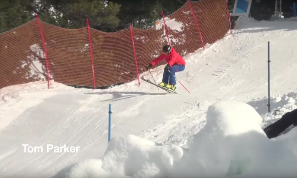 WARREN SMITH SKI ACADEMY THE JUMP