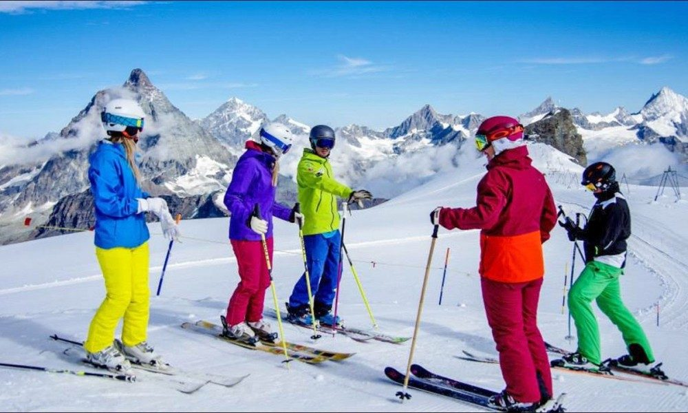 Warren Smith Ski Academy Summer coaching in Cervinia