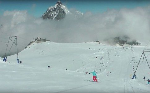 Warren Smith Ski Academy Cervinia Drills