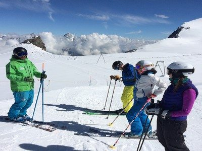 Warren Smith Ski Academy Summer courses