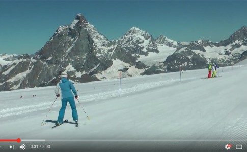 Warren Smith Ski Academy Summer Gapy Year ski instructor training courses