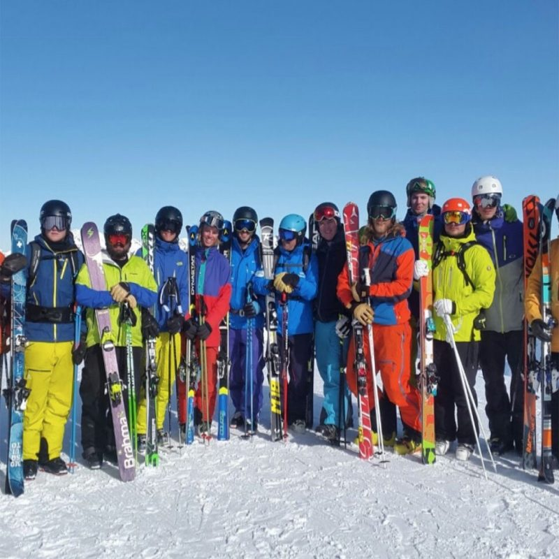 Warren Smith Ski Academy 9 week instructor training course