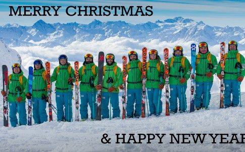 Warren Smith Ski Academy Happy Christmas