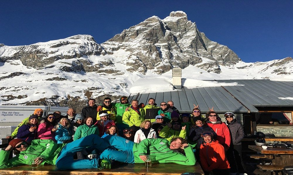 Warren Smith ski Academy Cervinia November Autumn Courses