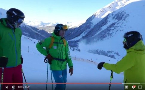 WARREN SMITH SKI ACADEMY THE JUMP TRAINING VIDEO BLOG