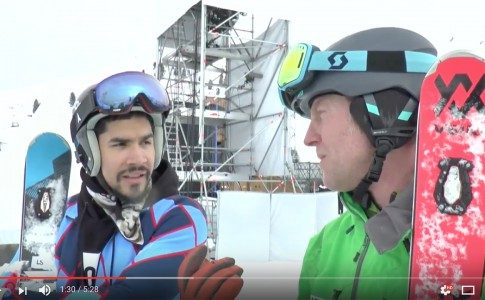 Warren Smith Ski Academy - The Jump 2017