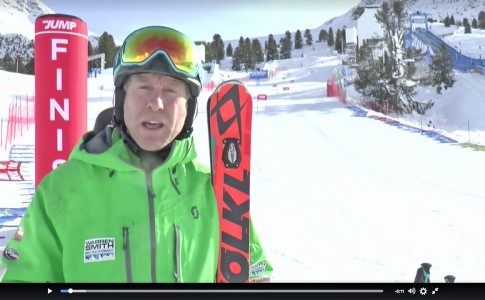 Warren Smith Ski Academy - The Jump 2017 - VLOG