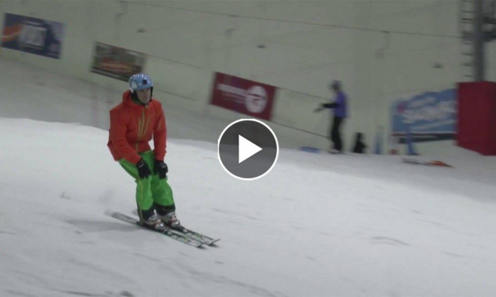 Warren Smith Ski Academy door courses snow factor uk