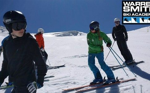 Warren Smith Ski Academy - cervinia summer courses August 2017