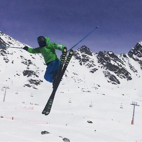 Freestyle Skiing Lessons Verbier Cervinia Warren Smith Ski Academy British Freeski Camps