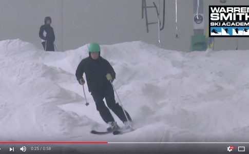 Warren Smith Ski Academy - UK indoor courses