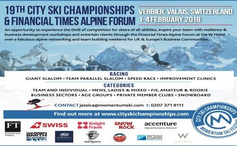 WARREN SMITH SKI ACADEMY CITY SKI CHAMPIONSHIPS 2018