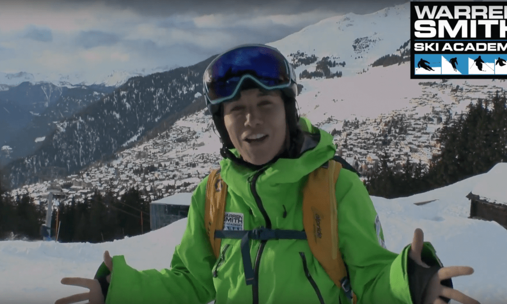 Warren Smith Ski Academy - December 31st - blog