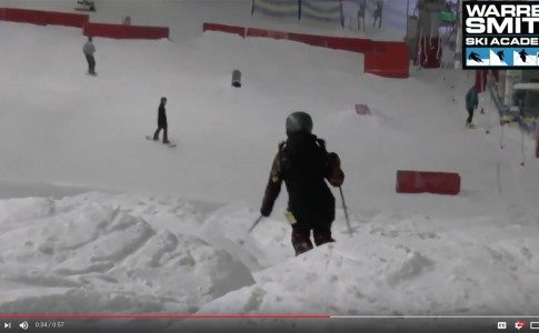 WARREN SMITH SKI ACADEMY new uk moguls courses wssa