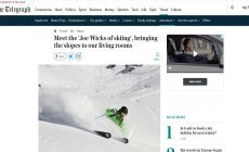 Telegraph Joe Wick header for website