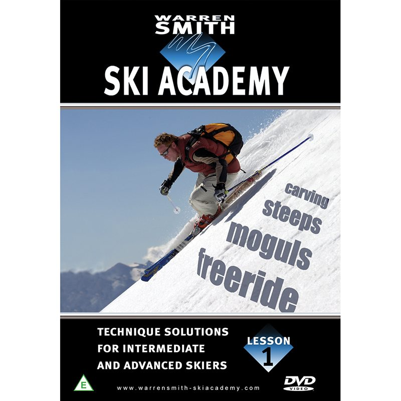warren smith ski academy Lesson 1