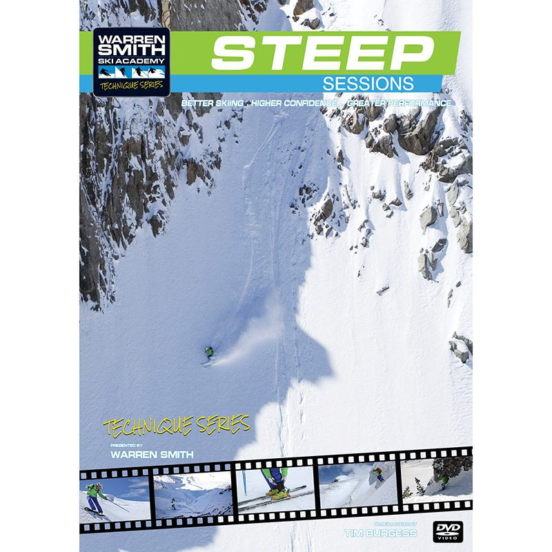 Warren Smith Ski Academy Steep Sessions