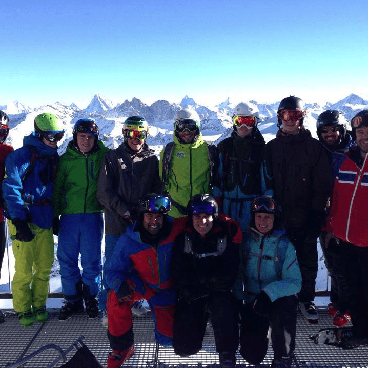 Warren Smith Ski Academy Instructor Training Verbier
