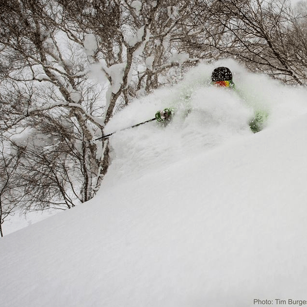 Warren Smith Ski Academy Powder Japan Niseko