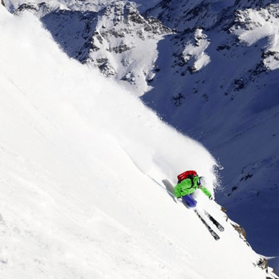 Warren Smith Ski Academy Steeps Verbier