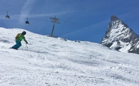 Warren Smith Ski Academy - Spring Cervinia courses