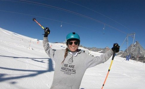 WARREN SMITH SKI ACADEMY SUMMER GAP YEAR SKI INSTRUCTOR TRAINING CERVINIA-ZERMATT 2018