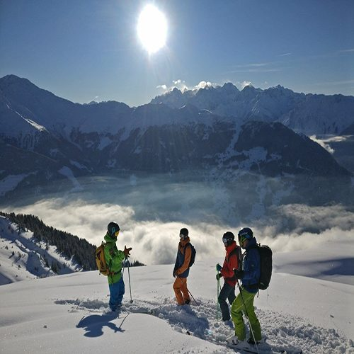 WARREN SMITH SKI ACADEMY - SUPERGROUP OFF PISTE COURSES