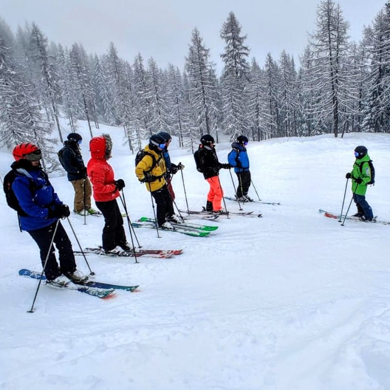 Warren smith ski academy seasonal training course