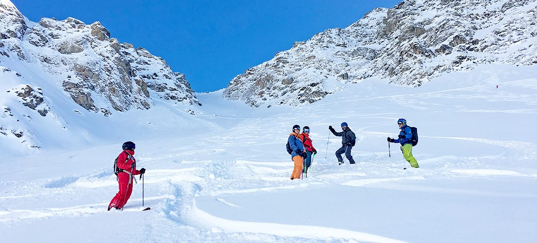 OFF PISTE COACHING COURSES