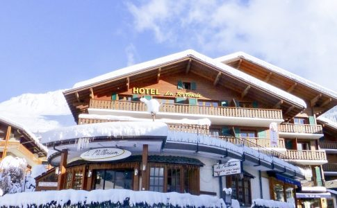 VERBIER ACCOMMODATION